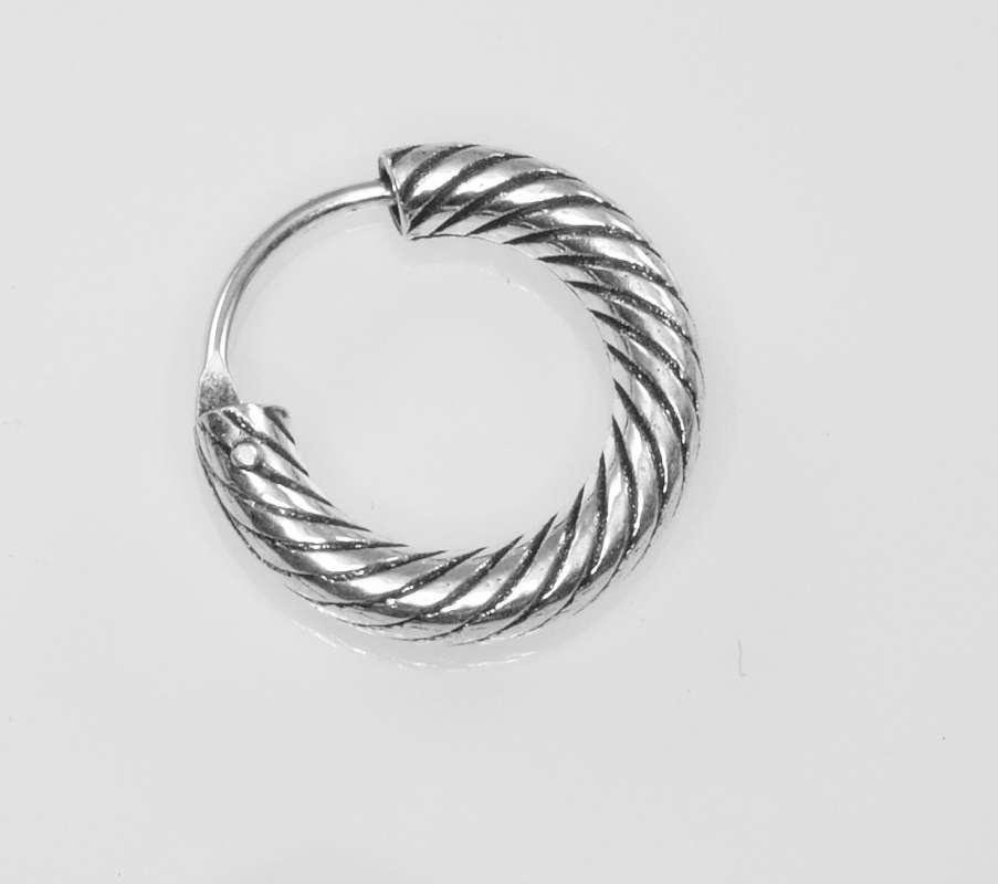 Klasické stříbrné gravírované kroužky. KROUŽEK7 610028