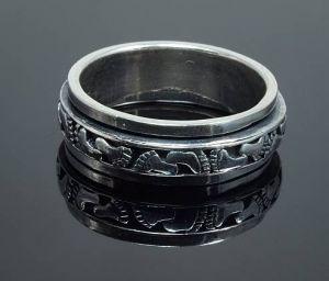 prsten kroužek - Stopy2
