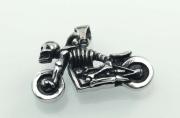 Přívěsek ocel 316L - MOTORKA  No.04