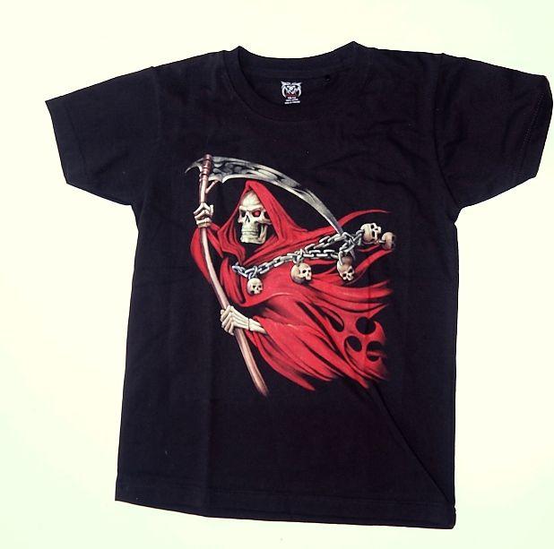 Dětské tričko Smrťák Dundry