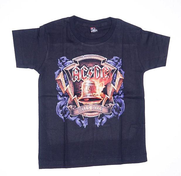 Dětské tričko AC DC