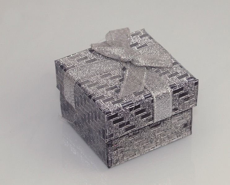 Krabička na šperky Černá