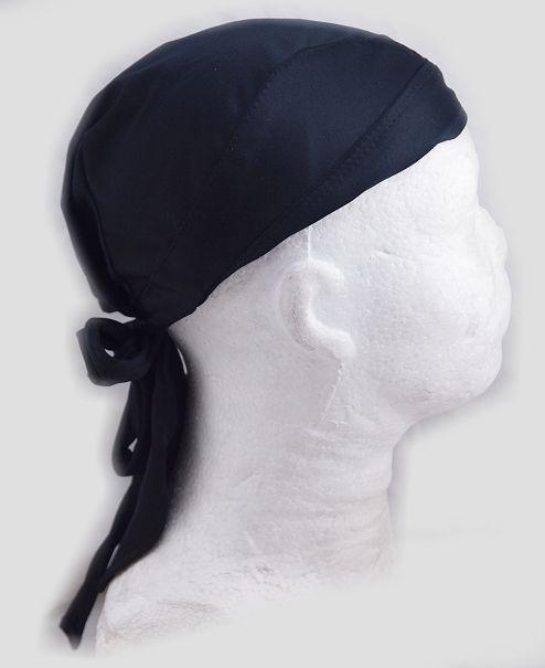Šátek textl, černý