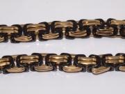 Řetízek ocel 316L - DUNDY GOLD