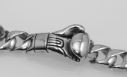 3.Ocelový náramek Boxerská rukavice