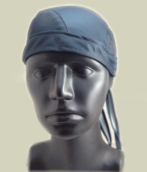 MODABIKERU.Šátek na hlavu v černé barvě.STVAZ7100361
