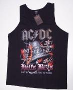 Nátělník - AC DC