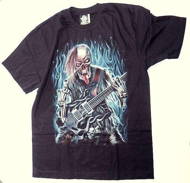 Značkové tričko Kytarista DOLLAN