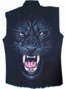 2.Košile bez rukávů Tribal Panher