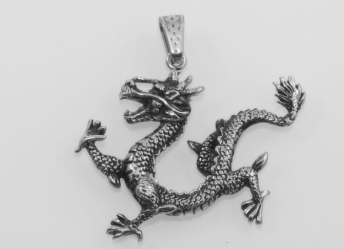 Přívěsek Čínský drak