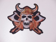 Nášivka - Viking válečník