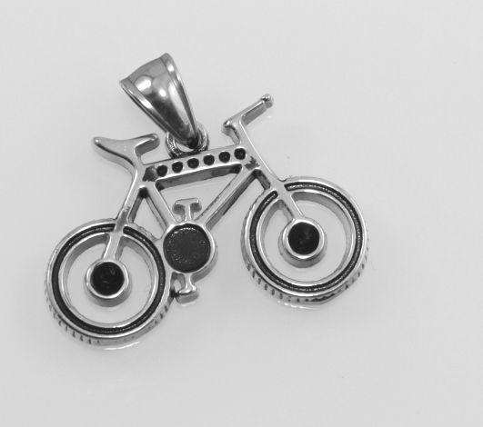 Přívěsek kolo, bicykl