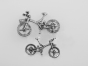 Přívěsek Kolo, bicykl 2