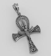 Přívěsek - Nilský kříž s Ra