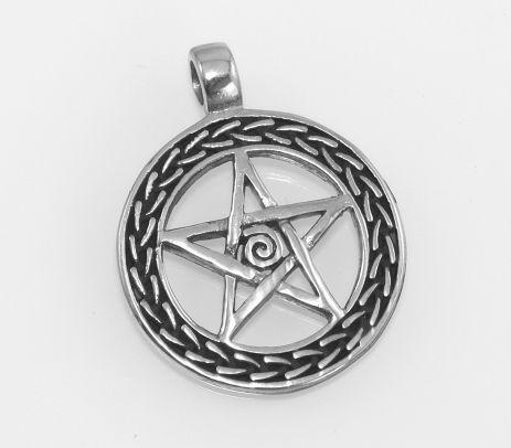 Přívěsek Pentagram No.025