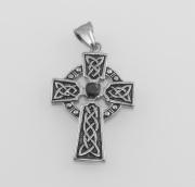 Přívěsek Keltský kříž 02