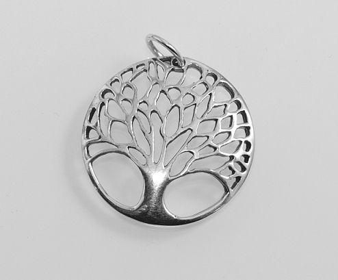 Stříbrný přívěsek Strom života No.016