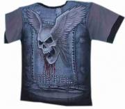 2. Tričko Trash metal, zadní část