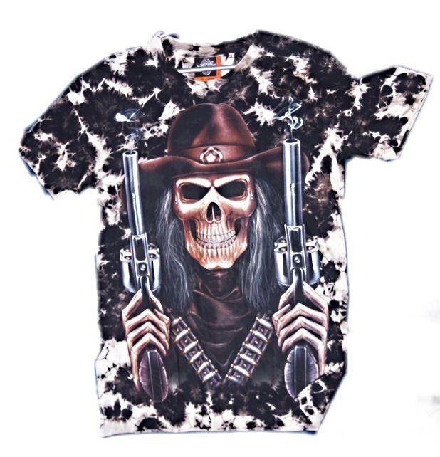 Tričko Kovboj smrťák
