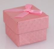 Krabička na šperky starorůžová