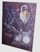 2. 2D obraz Charlie Chopper Pták
