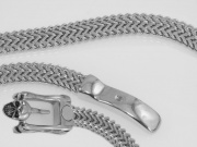 3.Náramek z chirugické oceli Lebka Dragtar