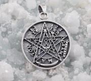 Přívěsek Tetragrammaton 25
