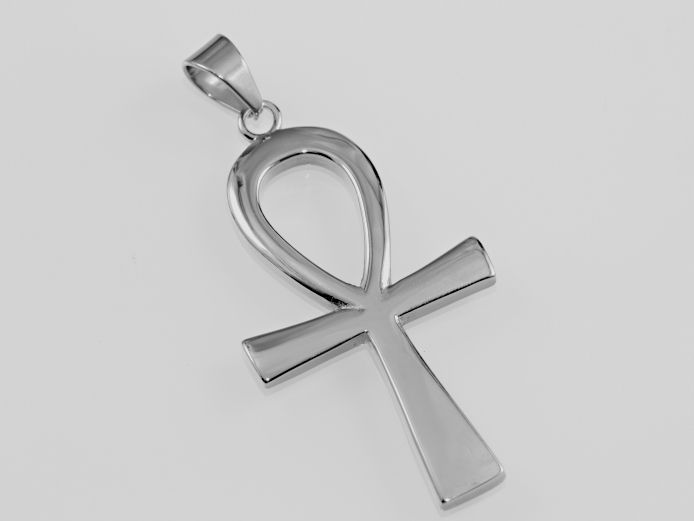 1 Přívěsek z chirugické oceli Nilský kříž