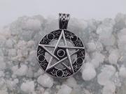 Přívěsek Pentagram No.04