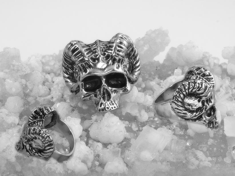 Prsten chirugická ocel, Beraní hlava