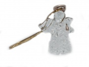 2. Skleněná figurka Andílek