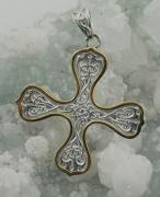 Přívěsek Keltský kříž Cross