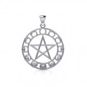 Přívěsek - Pentagram 250515