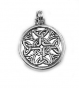 Přívěsek Keltský kříž No.025