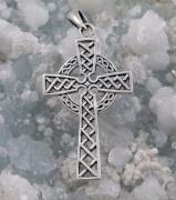 2. Stříbrný přívěsek Keltský kříž 250514
