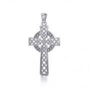 Přívěsek  Keltský kříž 250514