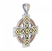 3.Stříbrný přívěsek Keltský kříž 250510