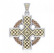 Přívěsek - Keltský kříž 250510