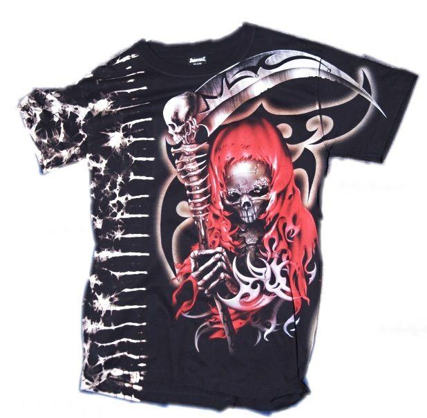 Tričko Smrtka
