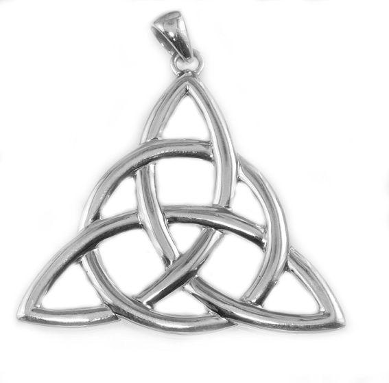Stříbrný přívěsek Charmed