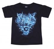 Dětské tričko Vlk
