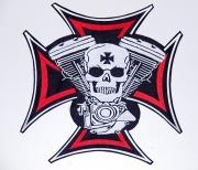 Nášivka Válečný kříž no.08