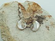 2. Náušnice přírodní Perleť