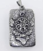 2.Přívěsek z chirugické oceli Bohyně Gayatri