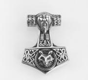 Přívěsek Thorovo Kladivo no.021