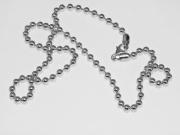 2.Stříbrný řetízek Salamandr