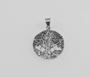 Přívěsek Pentagram a Strom života