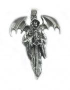 Přívěsek Smrtka s křídly