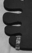 2.1. Stříbrný prstýnek na nohu Nr. 4500501