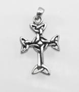 Přívěsek Keltský kříž no.010